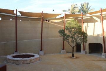 מרכז המבקרים הבינלאומי באר אברהם - אתר לגדול