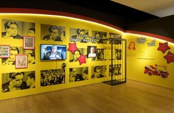 מוזיאון בית התפוצות בתל אביב - לגדול
