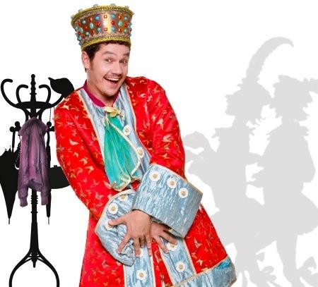 בגדי המלך החדשים חנוכה 2013 תיאטרון נדנדה