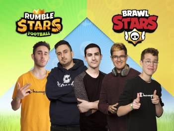 פסטיבל בראול סטארס Brawl Stars & Rumble Stars - חופש גדול 2019