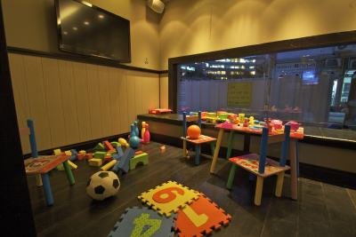 חדר משחקים לילדים בבורגוס