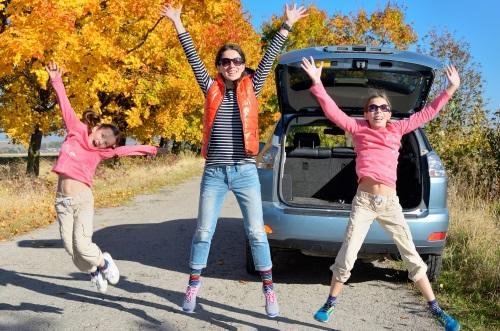 משחקי דרך עם ילדים, איך להעביר נסיעה בכיף עם הילדים