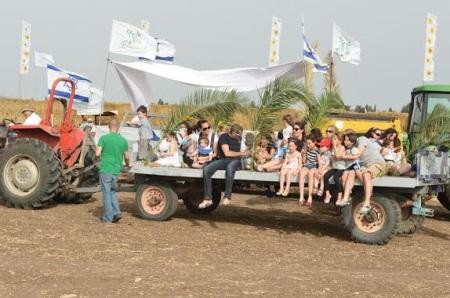 פסטיבל חלב ודבש עמק יזרעאל