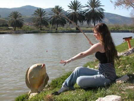 פסח בדג בכפר