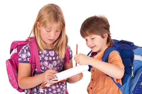 להכין את הילד לקראת בית הספר