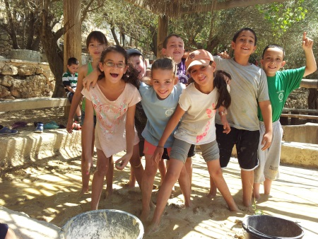 קייטנת מוזיאון עין יעל