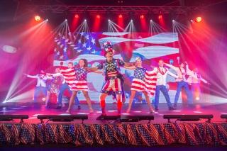קרקס אמריקה סוכות 2017