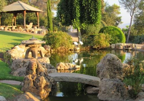 הגן היפני בחפצי-בה