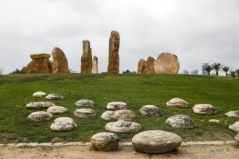 גן הסלעים בפארק הירקון בסוכות 2019 - אתר לגדול