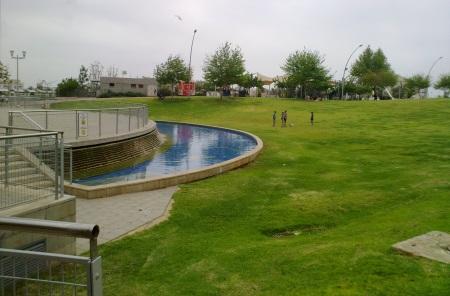 פארק גבעתיים צילום ירון שמאי