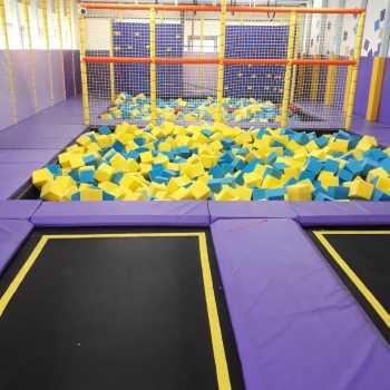 גרביטי פארק – gravity park - פארק אתגרים גן העיר כרמיאל - לגדול