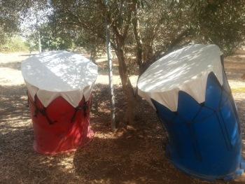 תן מוזיקלי בחווה תל אביב