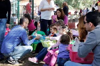 החווה בגבעת פעילות לילדים בגבעת ברנר - אתר לגדול