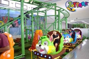 ג'וי פארק - JOY PARK פארק שעשועים בדליית אל כרמל - לגדול