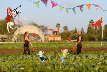 אטרקציות לילדים בפורים - אתר לגדול