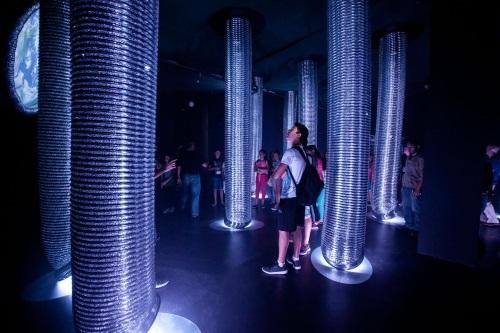 תערוכת טיוביקס במדעטק חיפה