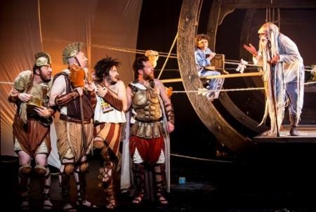 מסעות אודיסאוס תיאטרון גשר