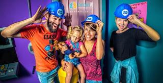 חדרי בריחה לילדים, מונסטרופוליס חדר בריחה לילדים ראשון לציון אתר לגדול