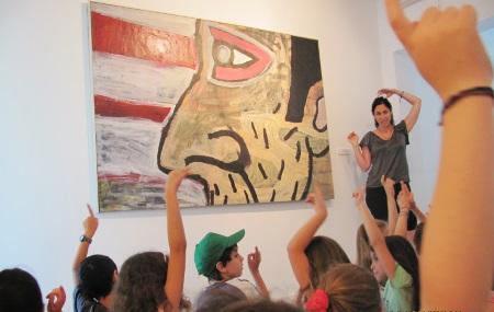 קייטנת מוזיאון רמת גן