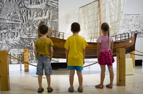 המוזיאון הימי הלאומי חיפה