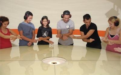 הזמנה לשקט מוזיאון הילדים חולון