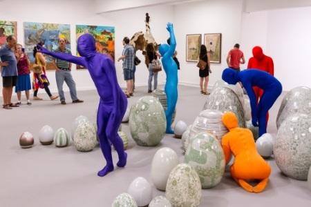 מוזיאון חיפה לאומנות - אתר לגדול