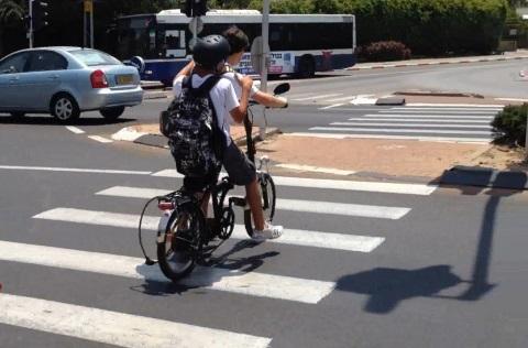 אולטרה מידי אופניים חשמליים לילדים ונוער: הסכנות, הנפגעים ומה אומר החוק CP-67