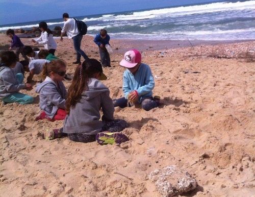 סוכות במפרץ הים הקסום של פלמחים, מוזיאון בית מרים