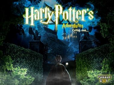 פאזל בוקס, מתחם חדרי בריחה בנתניה מקדש אנוביס והרפתקאות הארי פוטר - לגדול