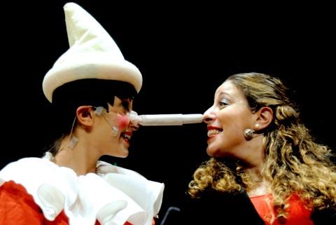 התזמורת הקאמרית הישראלית מציגה: אגדות ילדים - פינוקיו