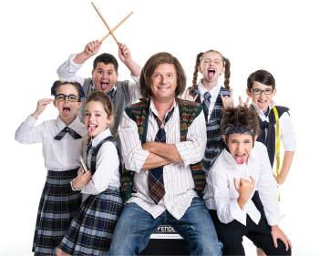 רוק בבית הספר, מחזמר עם טל פרידמן, סוכות וחנוכה 2019 - אתר לגדול