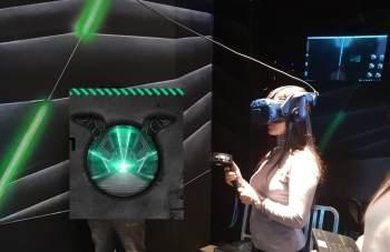 ססום מציאות מדומה - SESOM - לגדול