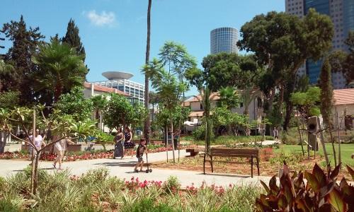 פארק שרונה תל אביב