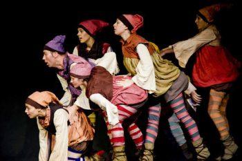 להקת הפלמנקו הישראלית במופע שלגיה