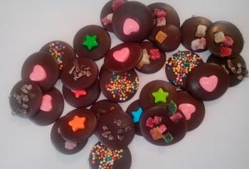 דמי חנוכה משוקולד מתכון למטבעות שוקולד