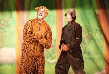 הצגת סימבה מלך הג'ונגל