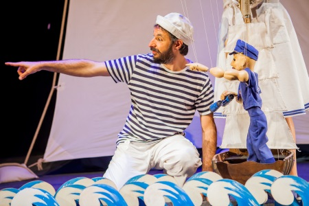 פסטיבל תיאטרון וסרטי בובות חולון קיץ 2016