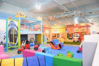 משחקיית מיי ג'ימבורי בקניון מול החוף וילג' חדרה - אתר לגדול