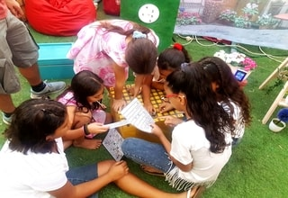 חדרי בריחה לילדים, הרפתקה בג'ונגל חדר בריחה נייד לאירועים אתר לגדול