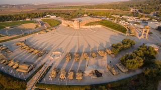 יד לשריון פארק לטרון - אתר לגדול