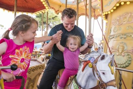 תחנת הילדים ירושלים רכיבה על סוס