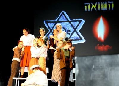 איך להסביר לילד על השואה